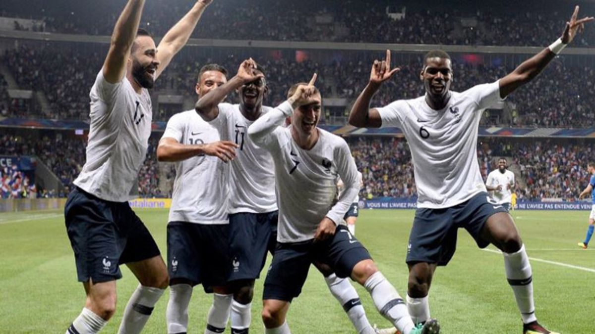 France Has The World Cup Trophy In Their Sights article feature image