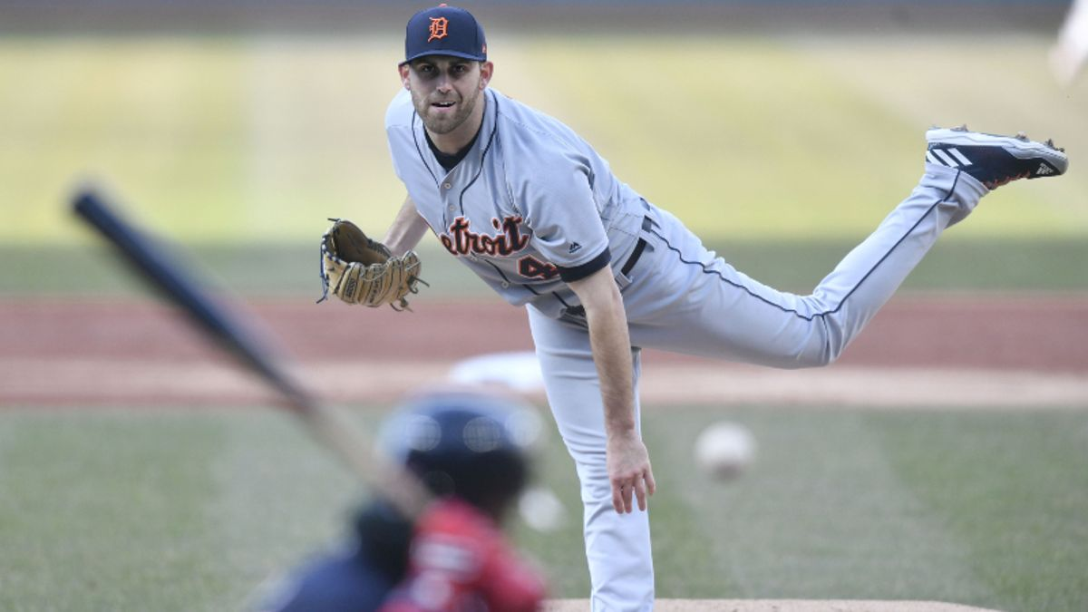Locky: Matthew Boyd Looks Undervalued in Tigers-Indians Series Finale article feature image