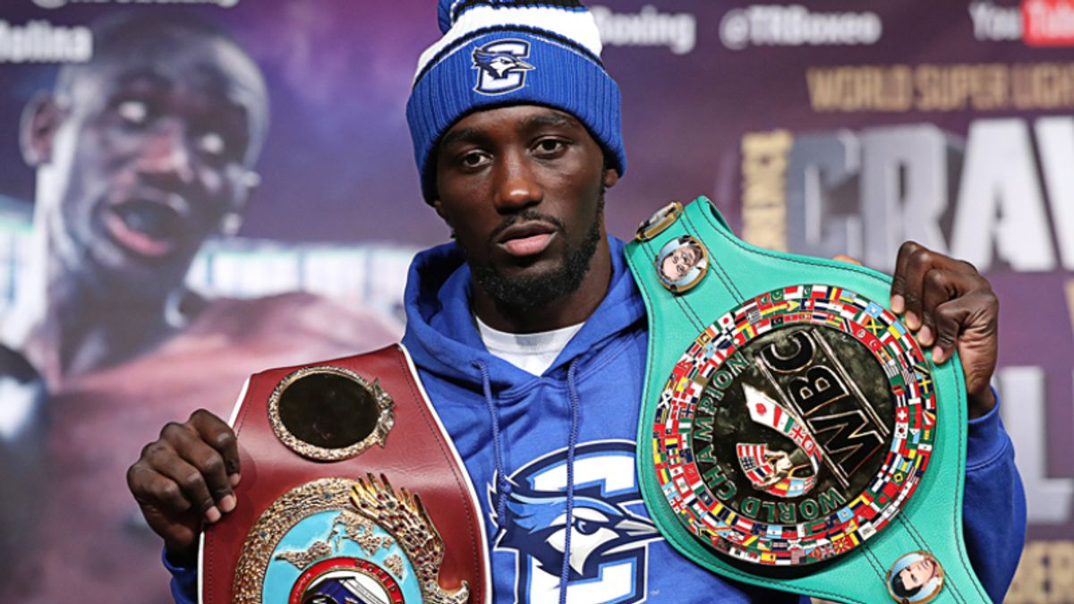 Boxing: Will Jeff Horn Be Able To Hang Around with Terence Crawford? article feature image