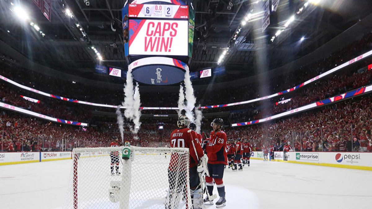 Caps-Knights: The Game 5 Market Is A Head-Scratcher article feature image
