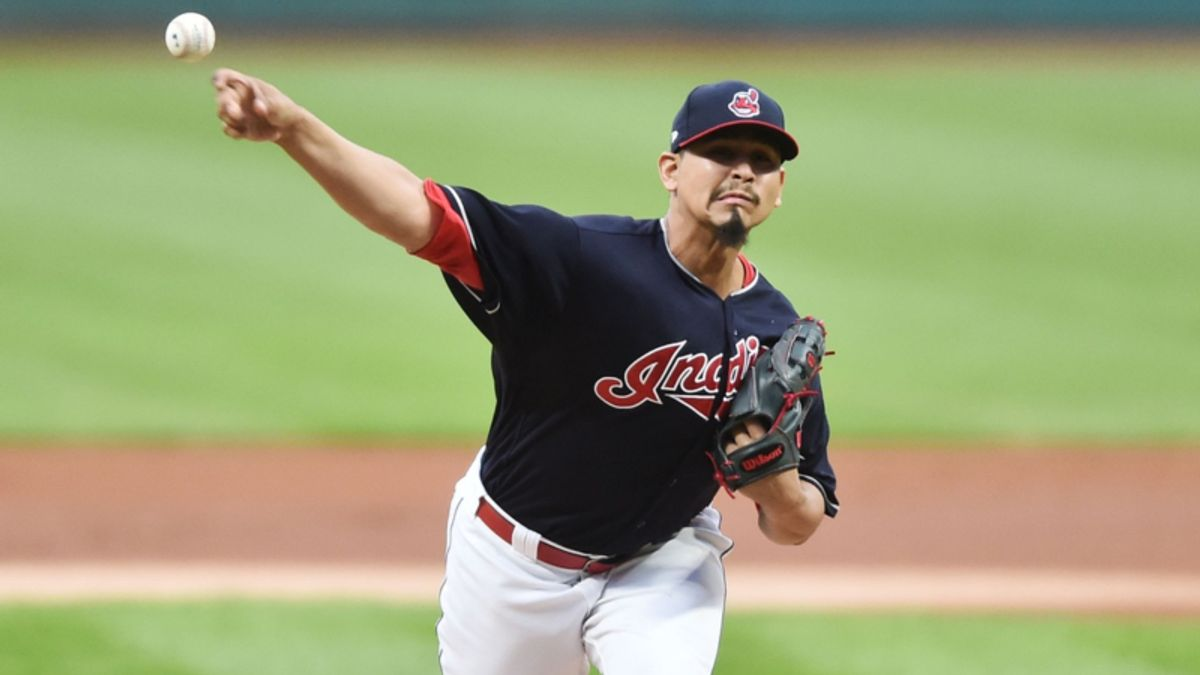MLB Betting Notes: Carrasco and Berrios Meet Again in Divisional Duel article feature image