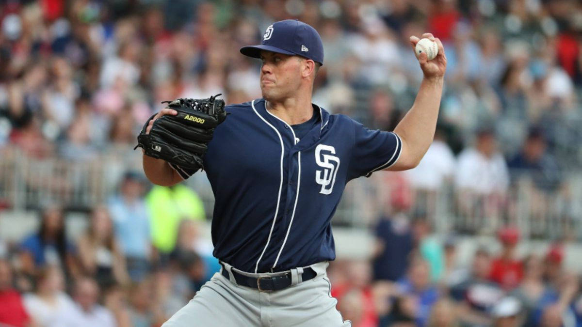 Padres at Giants: Picking on Plus-Money Props article feature image