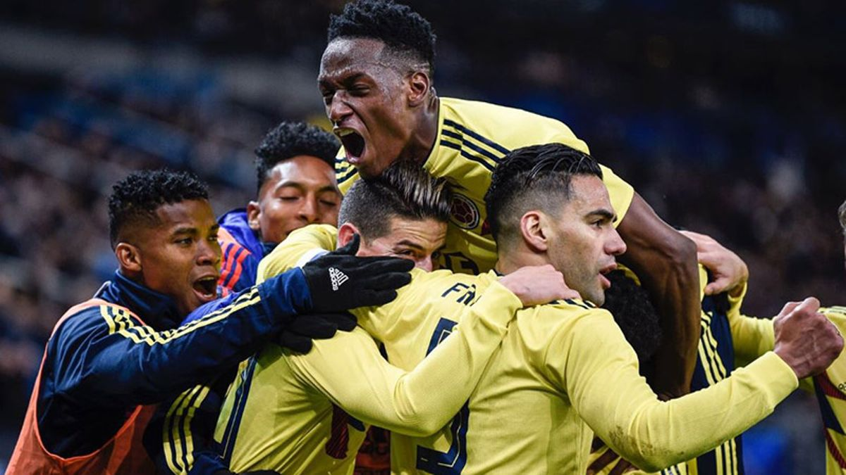 Colombia's Talent Should Rule the Day Against Japan article feature image