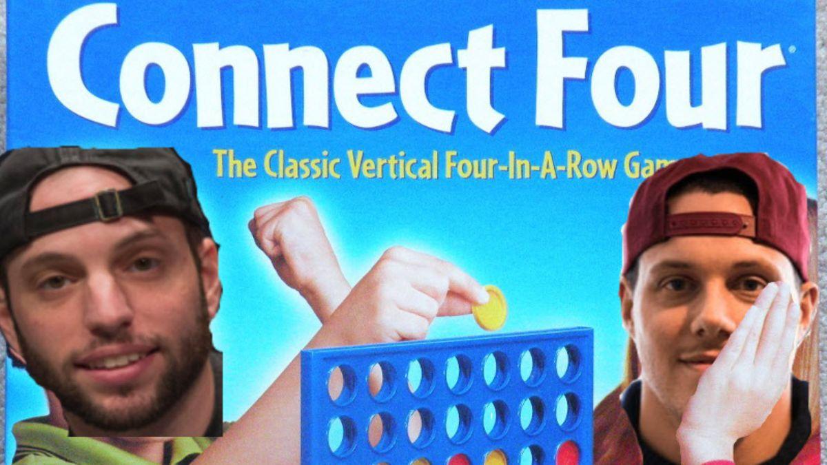 2018 Gambling Olympics: Which Math Expert Can Win at Connect Four? article feature image