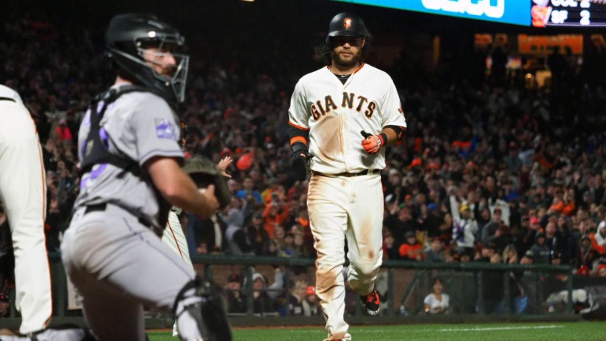 Most Popular Wednesday MLB Bets: Public Hammering Rockies-Giants Total article feature image