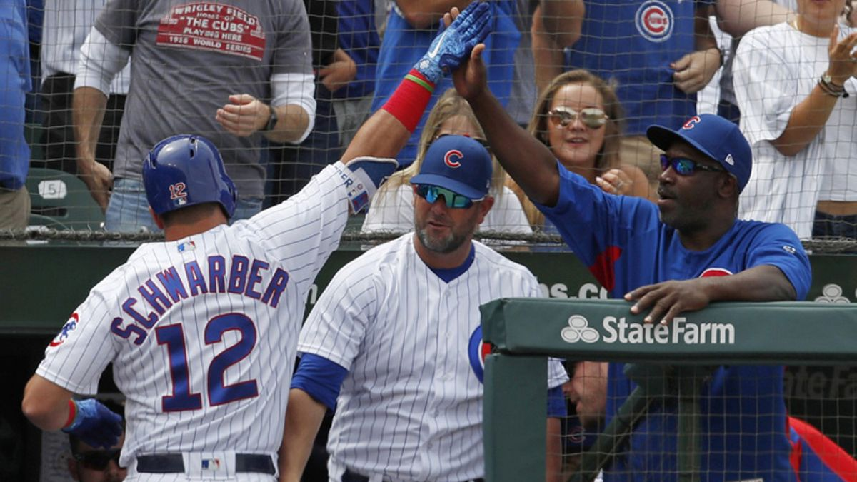BlackJack's Friday Plays: Why I'm Betting Tonight's Cubs-Reds Matchup article feature image