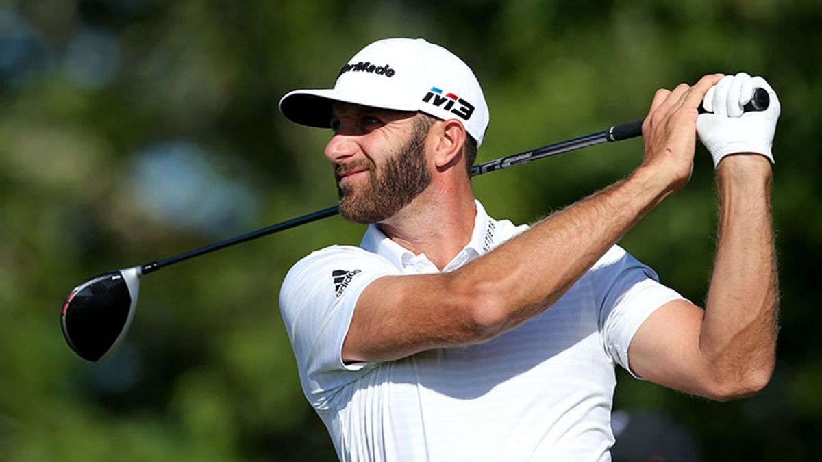 2018 FedEx Cup Odds: Dustin Johnson the Favorite Entering Playoffs' First Event article feature image
