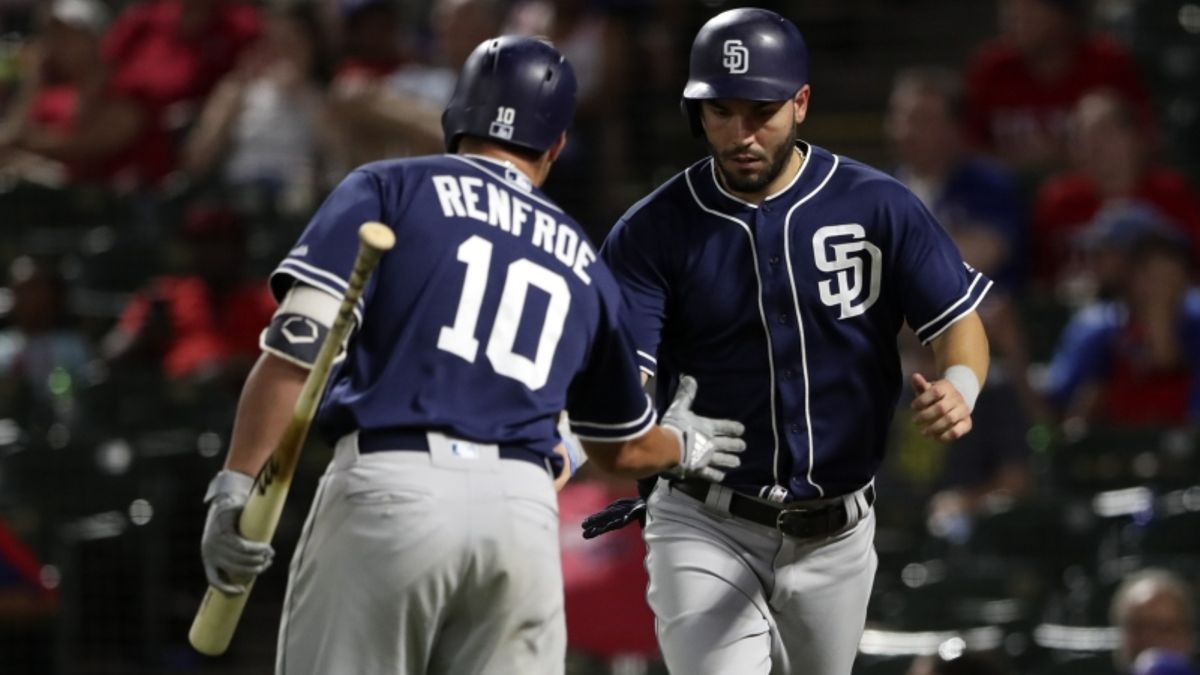 Wednesday MLB Sharp Report: Pros Betting Padres-Rangers, Four Other Games article feature image