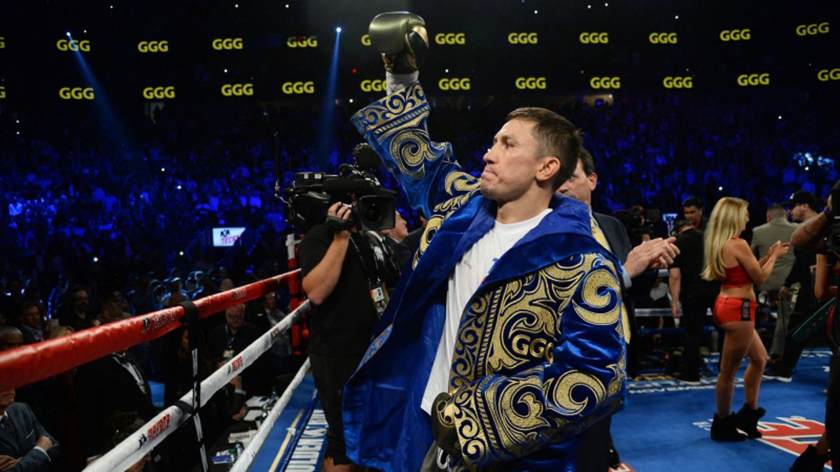 GGG Opens as Betting Favorite vs. Canelo Alvarez in Mega-Fight Rematch article feature image