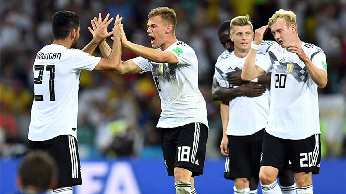World Cup Wednesday: Bettors Believing in Germany and Brazil article feature image