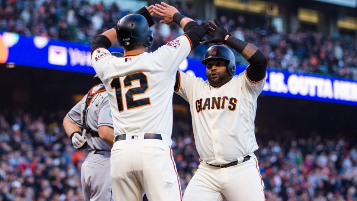 Public MLB Bettors Backing Astros, Giants Again on Tuesday article feature image