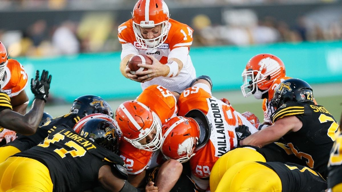 A Profitable Over/Under Betting Trend for CFL Week 3 article feature image