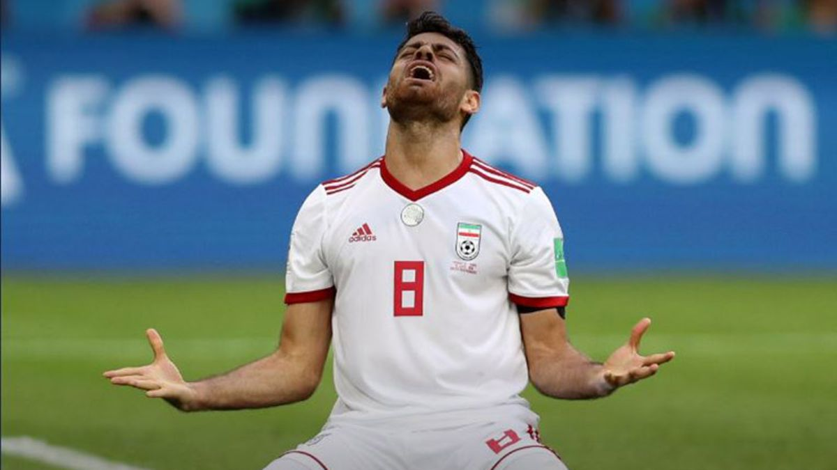 Spain Needs A Win Over Plucky Iran article feature image
