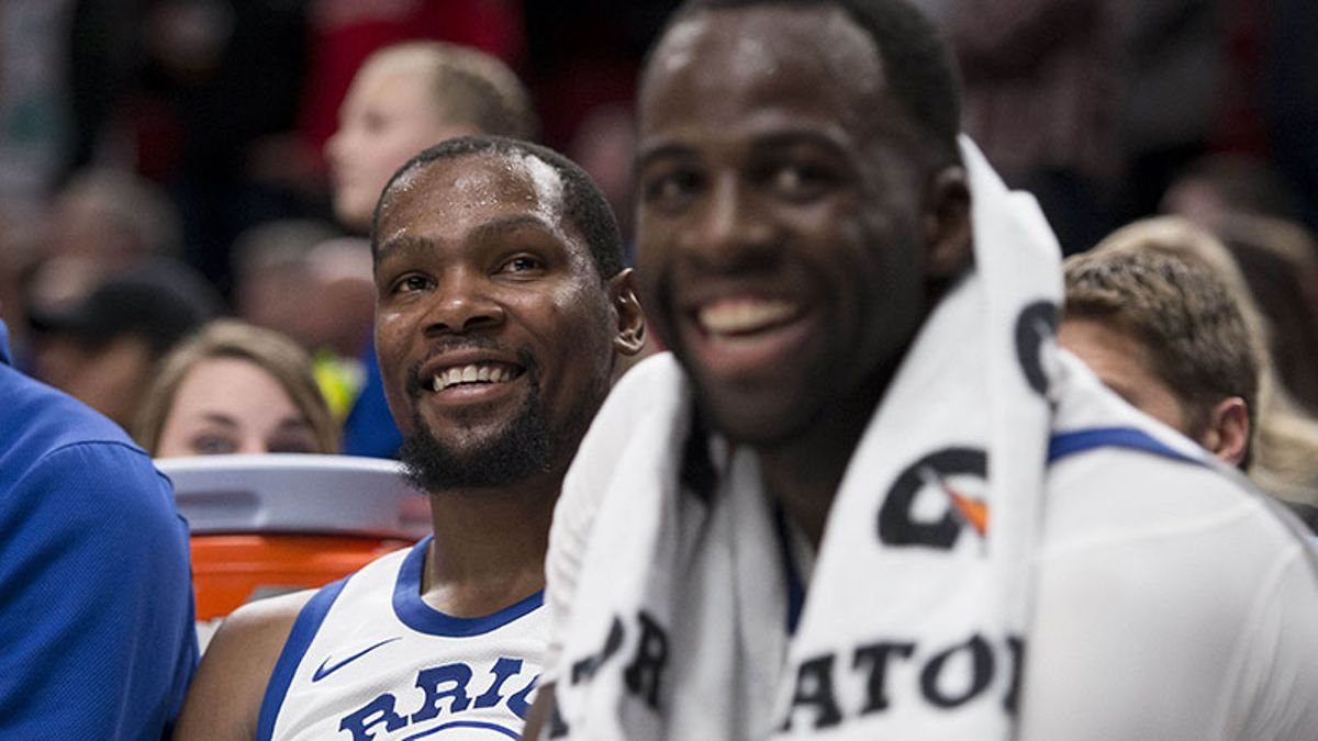 Locky: Warriors Could Turn Game 4 into a Laugher article feature image