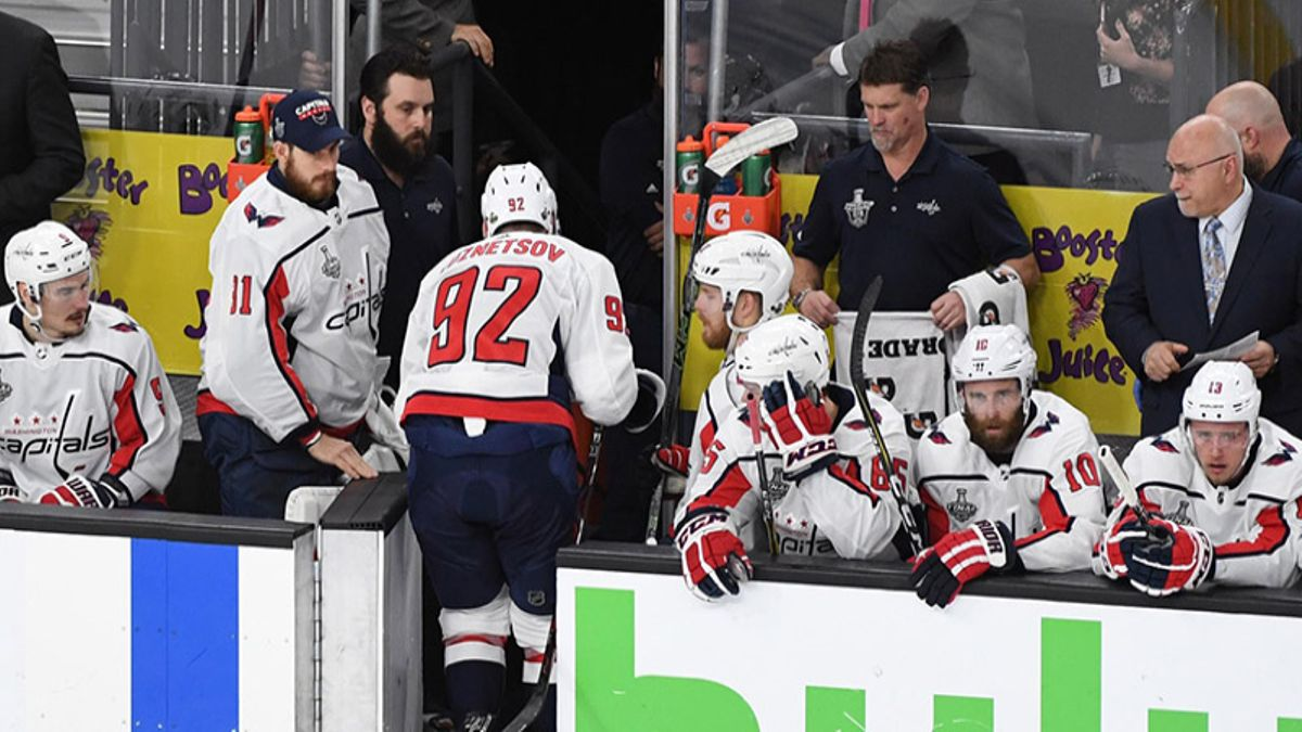 Kuznetsov's Injury Could Create Value For Bettors in Game 3 article feature image