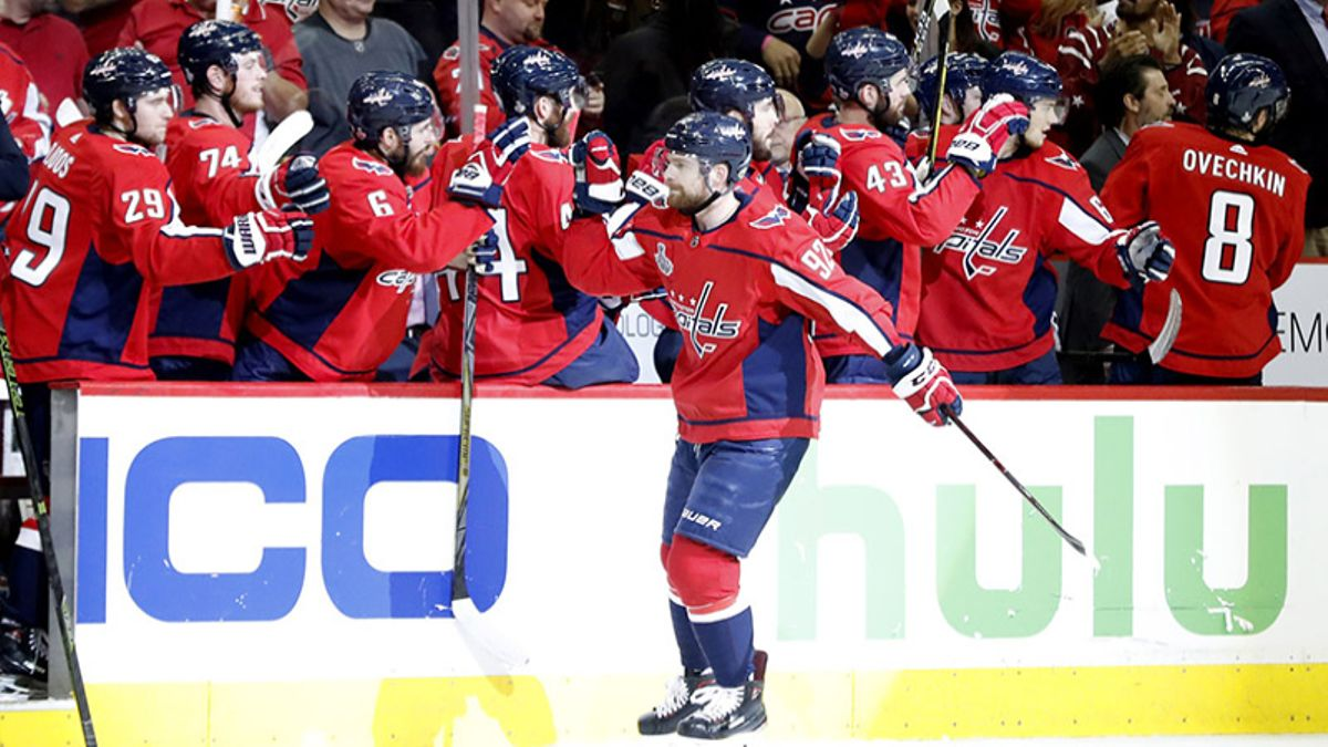 The Capitals' Depth Is Winning Out Against the Golden Knights article feature image