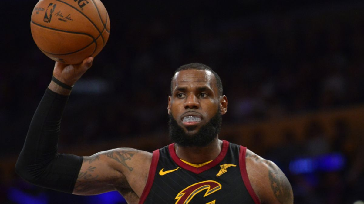 NBA Free Agency Futures: LeBron James and the Kingdom of Choices article feature image