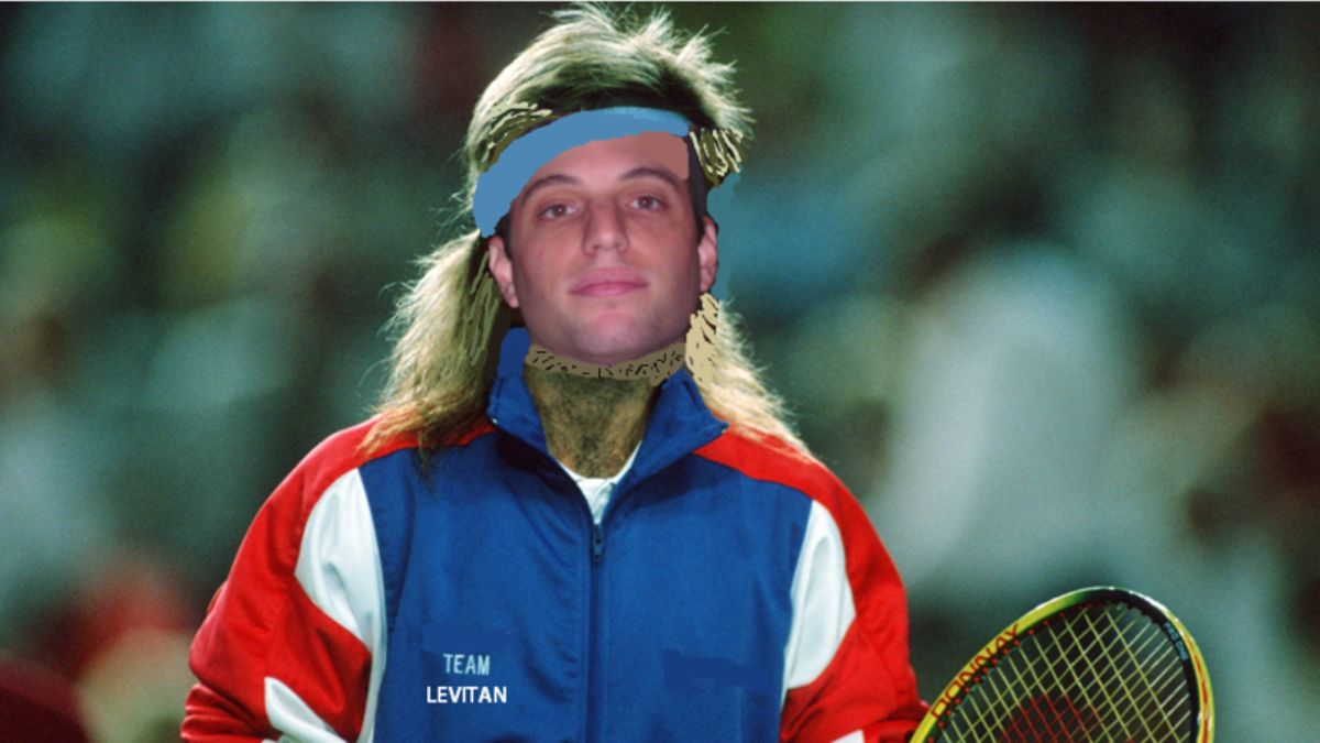 2018 Gambling Olympics: Adam Levitan an Underdog to Win One $1,500 Tennis Game article feature image