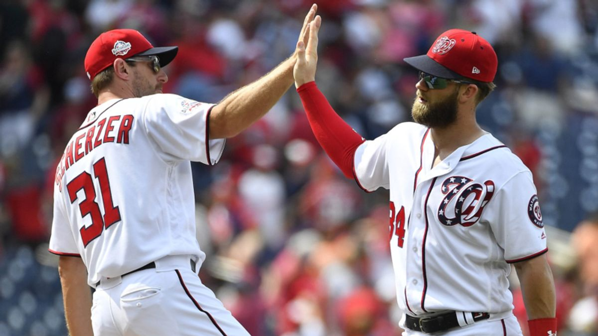 MLB Betting Notes: Nationals-Yankees a World Series Preview? article feature image