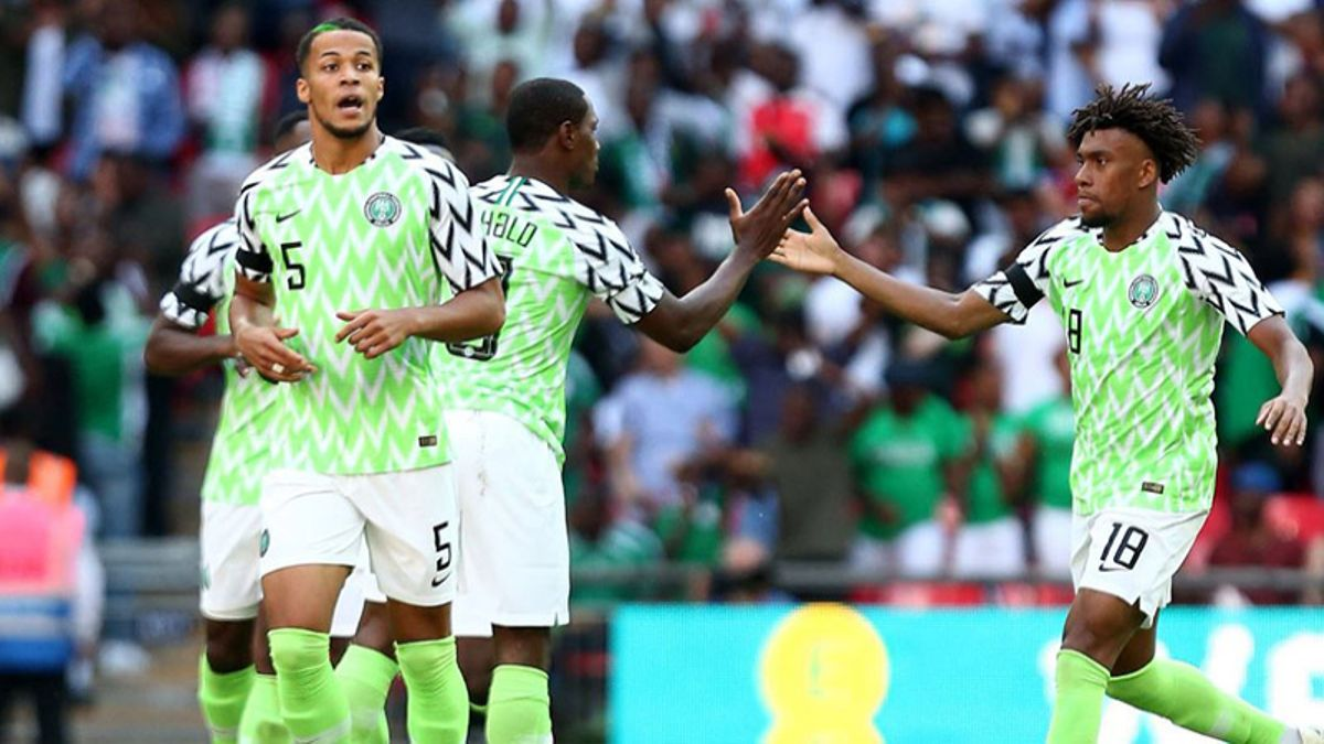 Nigeria Can Contend In Competitive Group article feature image