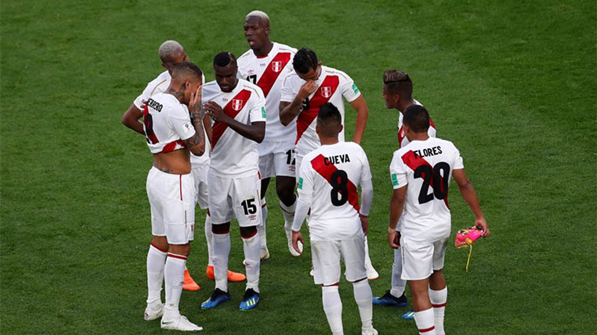 Peru Will Fight For All Three Points Against Australia article feature image