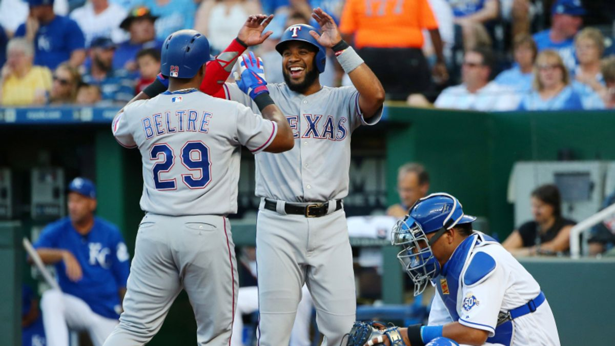 Rangers-Royals Betting Preview: Weather Could Benefit Texas' Bats article feature image