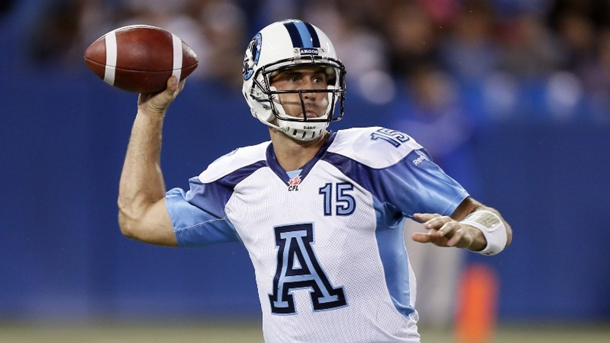 Week 2 CFL Betting Trends: Keep an Eye on Early Season Underdogs article feature image