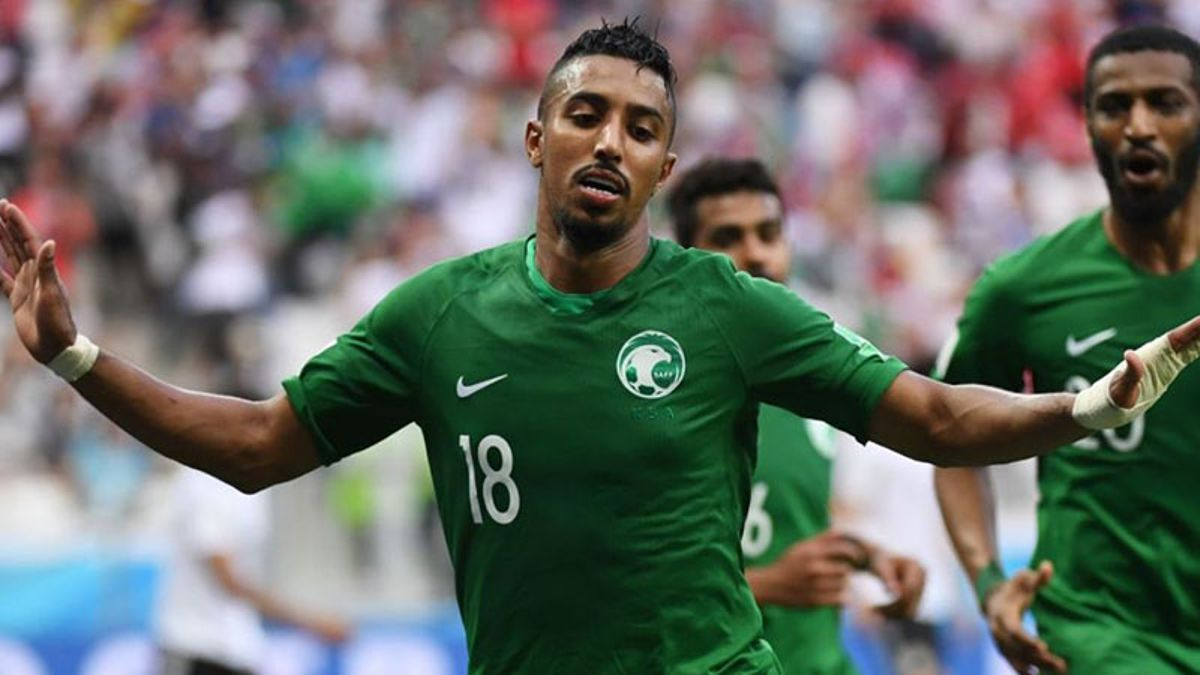 Saudi Arabia's Last-Gasp Winner Cashes Ninth Straight Over article feature image