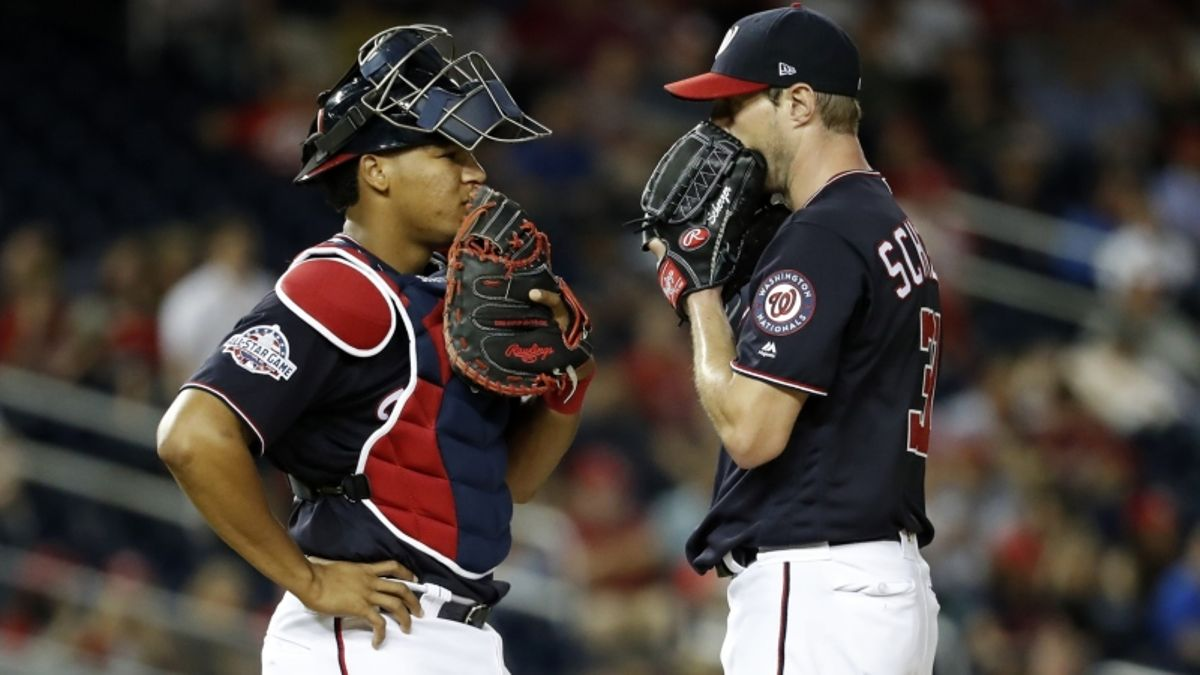 Thursday Sharp Report: Pros Betting Orioles-Nationals and Two Other Games article feature image