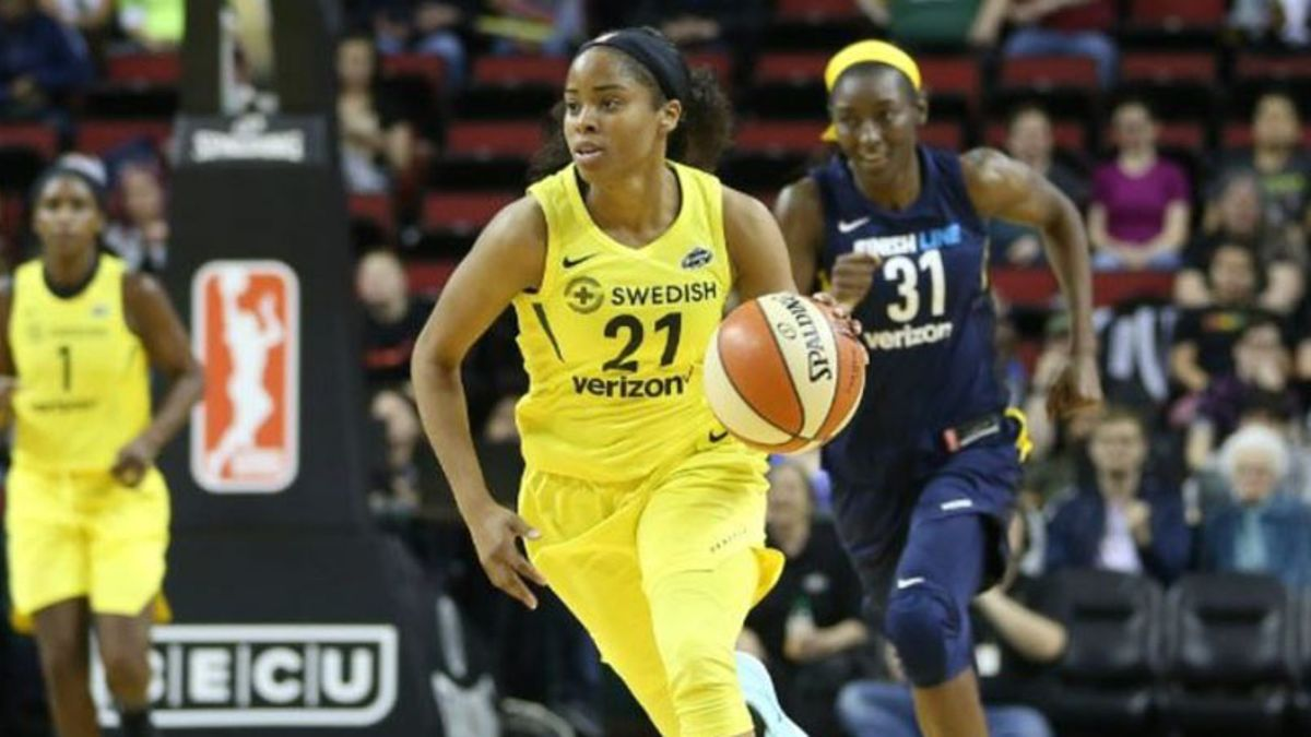 The Seattle Storm Are 7.5-point Underdogs Despite Being the WNBA's Best Team article feature image