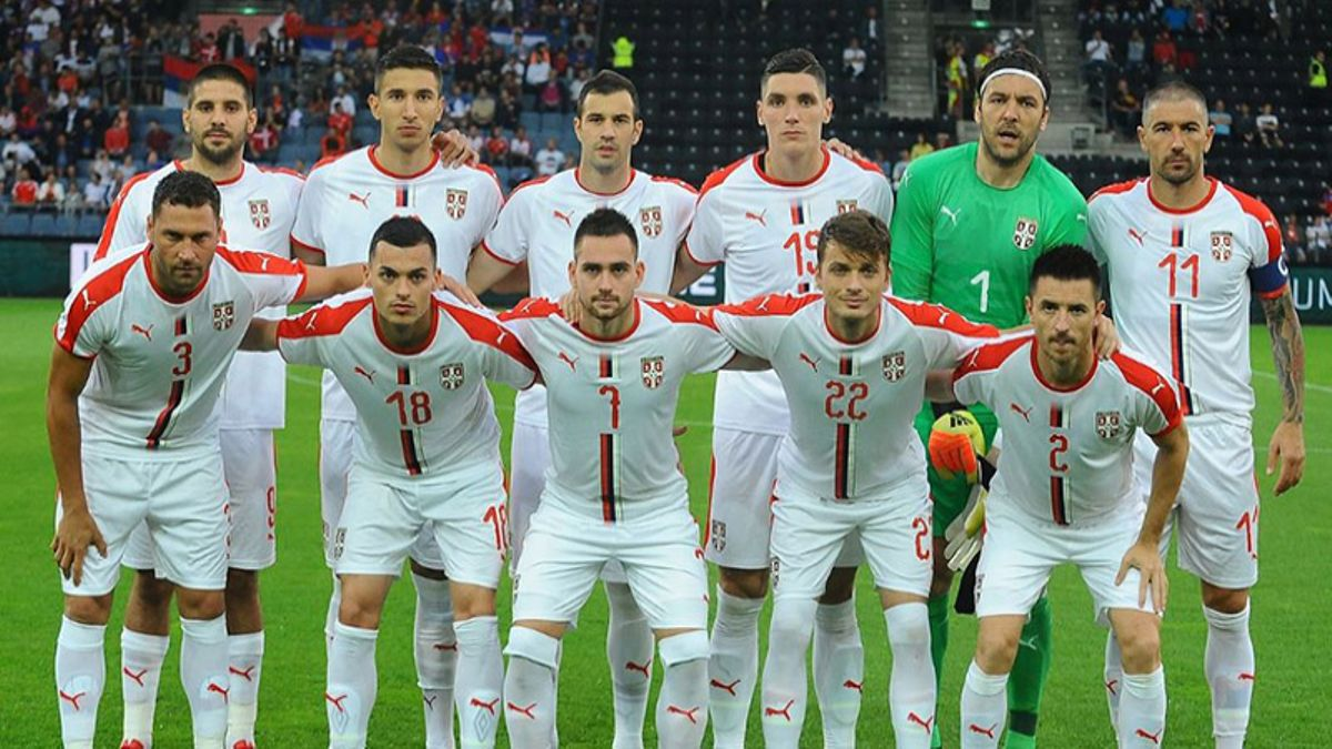 Talented Serbia Are A World Cup Dark Horse article feature image