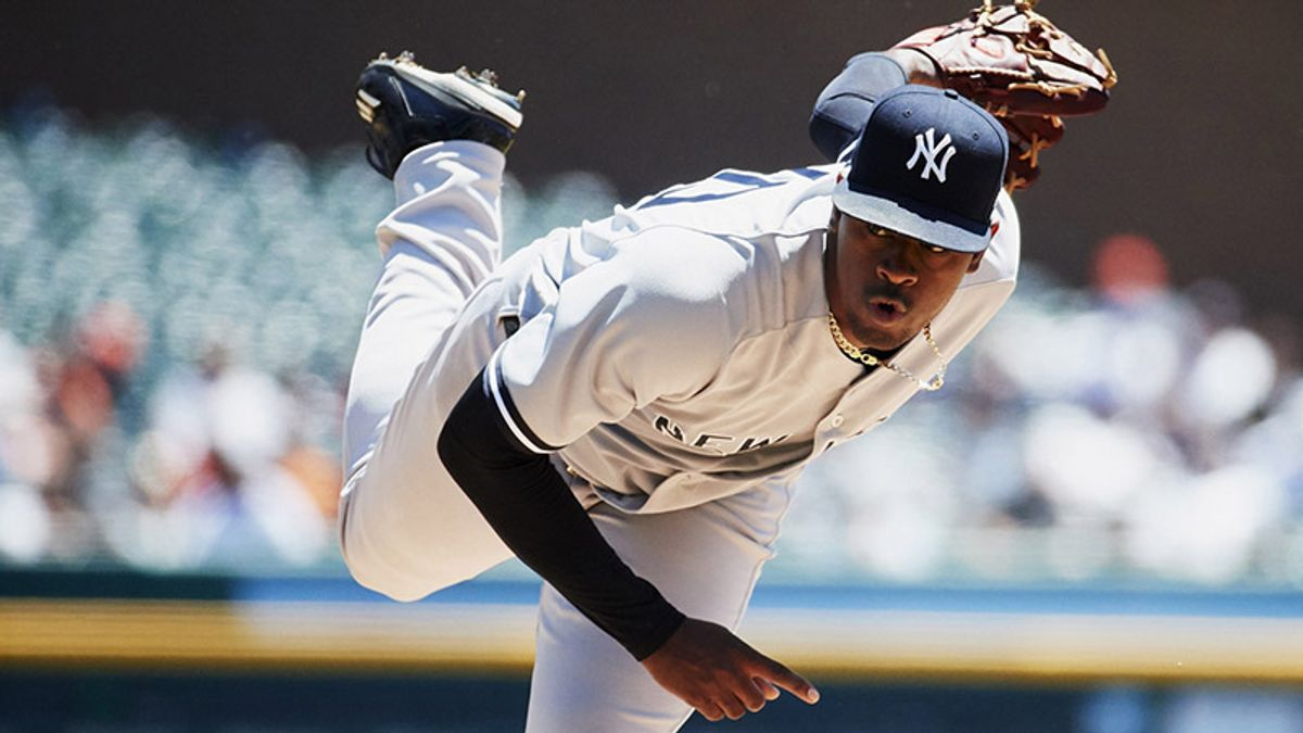 Yankees-Mariners: Regression Looms for Luis Severino article feature image