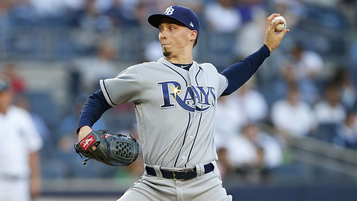 Betting Rays vs. Blue Jays: Books Overvaluing 2 Mediocre Pitchers article feature image