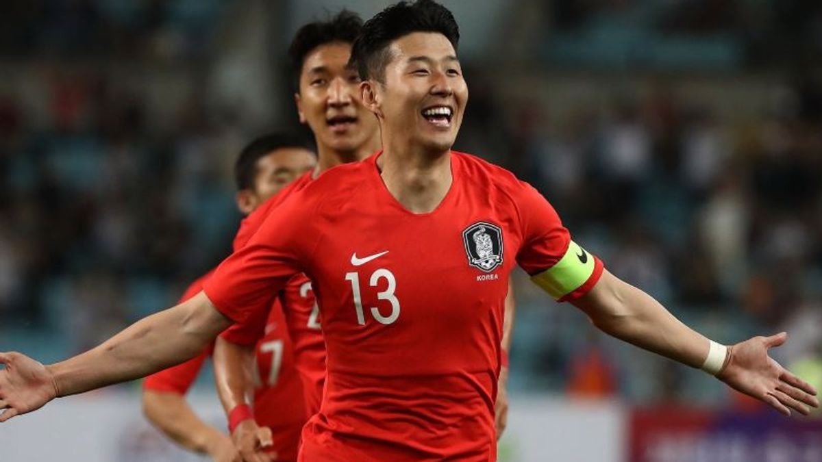 Son Will Rise For South Korea at the World Cup article feature image