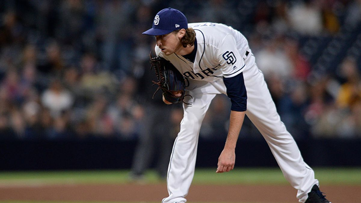 Tuesday's MLB Over/Under: Handicapping a San Diego Bullpen Game article feature image