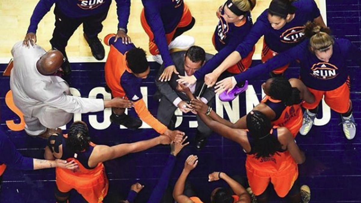 Connecticut Sun in WNBA Bounce-Back Spot vs. Atlanta Dream article feature image