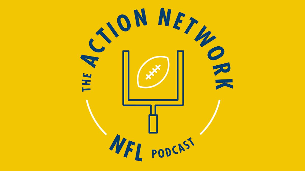 The Action Network NFL Podcast: Late-Round Quarterbacks article feature image