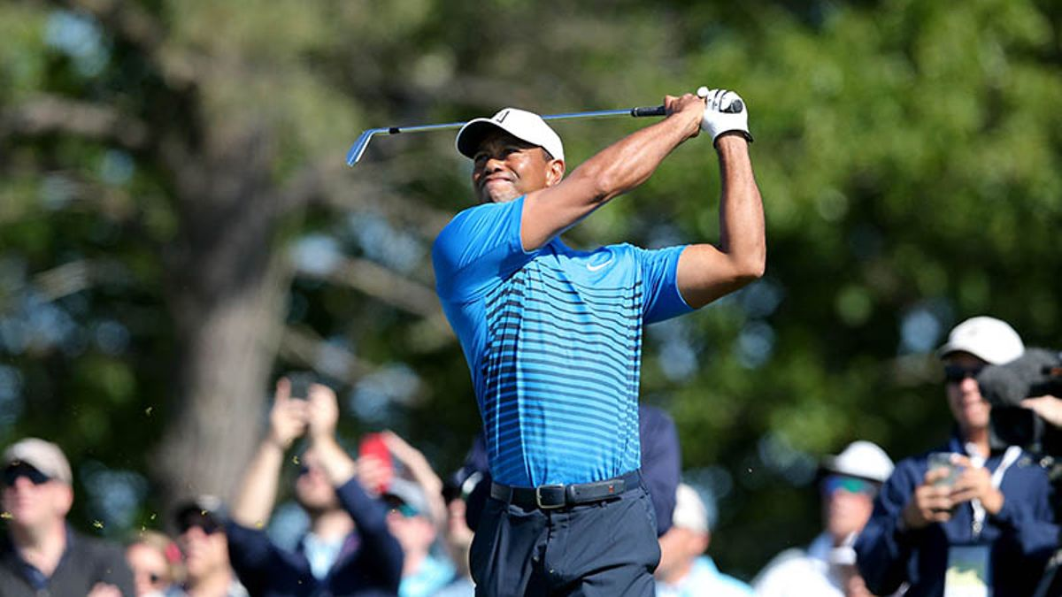 For Tiger, a 15th Major Wouldn't Be Unprecedented or Improbable article feature image