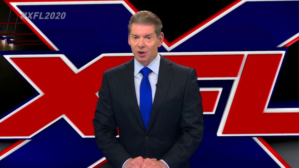 Will Legal Sports Betting Keep the New XFL Afloat? article feature image