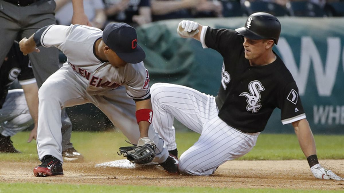 Wake and Rake: Sharps Betting Indians-White Sox article feature image