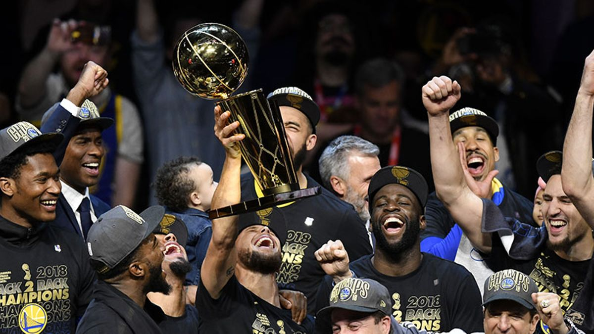 In Praise of the Champs: 7 Reasons to Remember the Warriors' Repeat article feature image