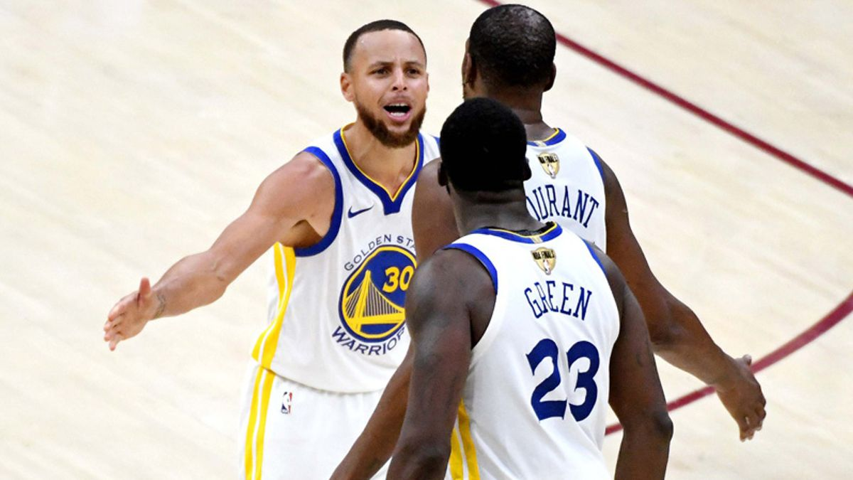 Wake and Rake: Warriors-Cavs Game 4 Attracting Sneaky Wiseguy Action article feature image