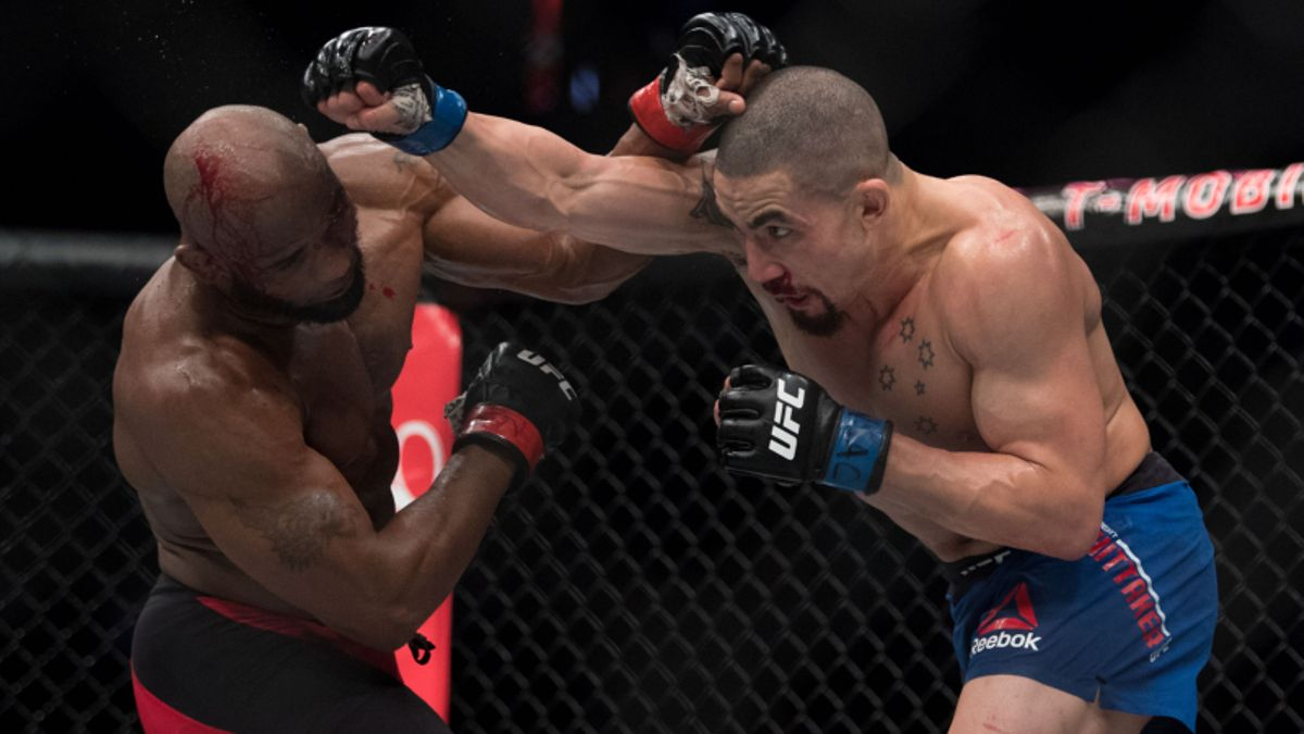 UFC 225 Betting Preview: Does Whittaker's Age Give Him an Edge in the Rematch? article feature image