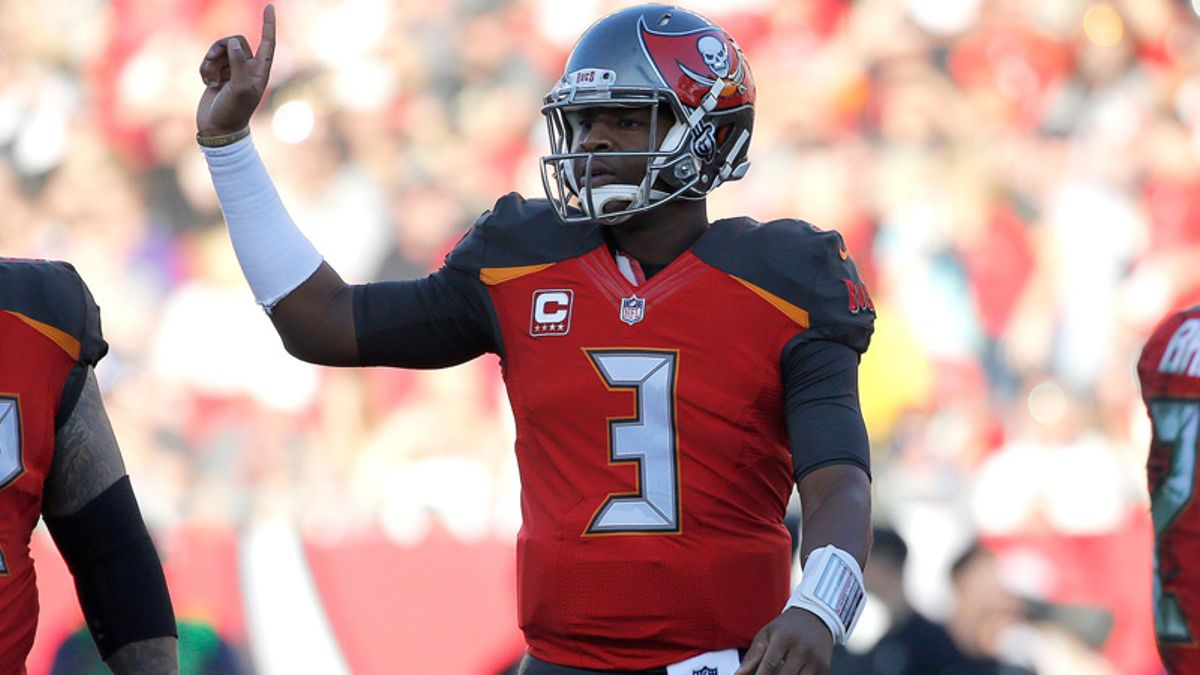 Buccaneers Lines Off the Board With Jameis Winston Suspended First 3 Games article feature image