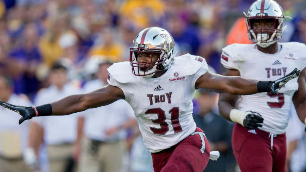 Troy 2018 Betting Preview: Defense Still Stellar, But Offense Could Struggle article feature image