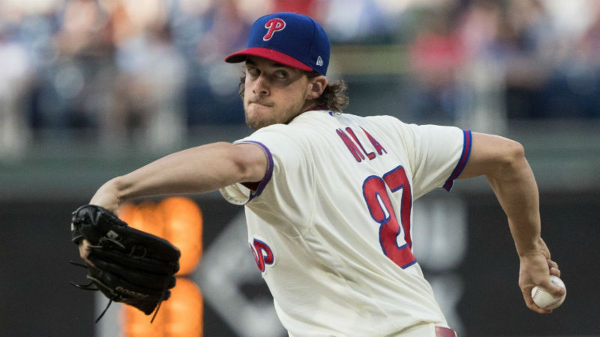 Locky's Dodgers-Phillies Preview: Why I'm Betting Aaron Nola at Rare Short Price article feature image