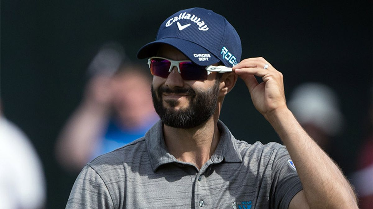 2018 British Open: Adam Hadwin's Recent Form Doesn't Warrant a Bet article feature image