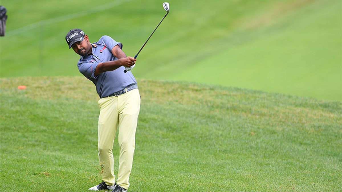 2018 British Open: Anirban Lahiri's Current Form Makes Him a Worthy DFS Flier article feature image