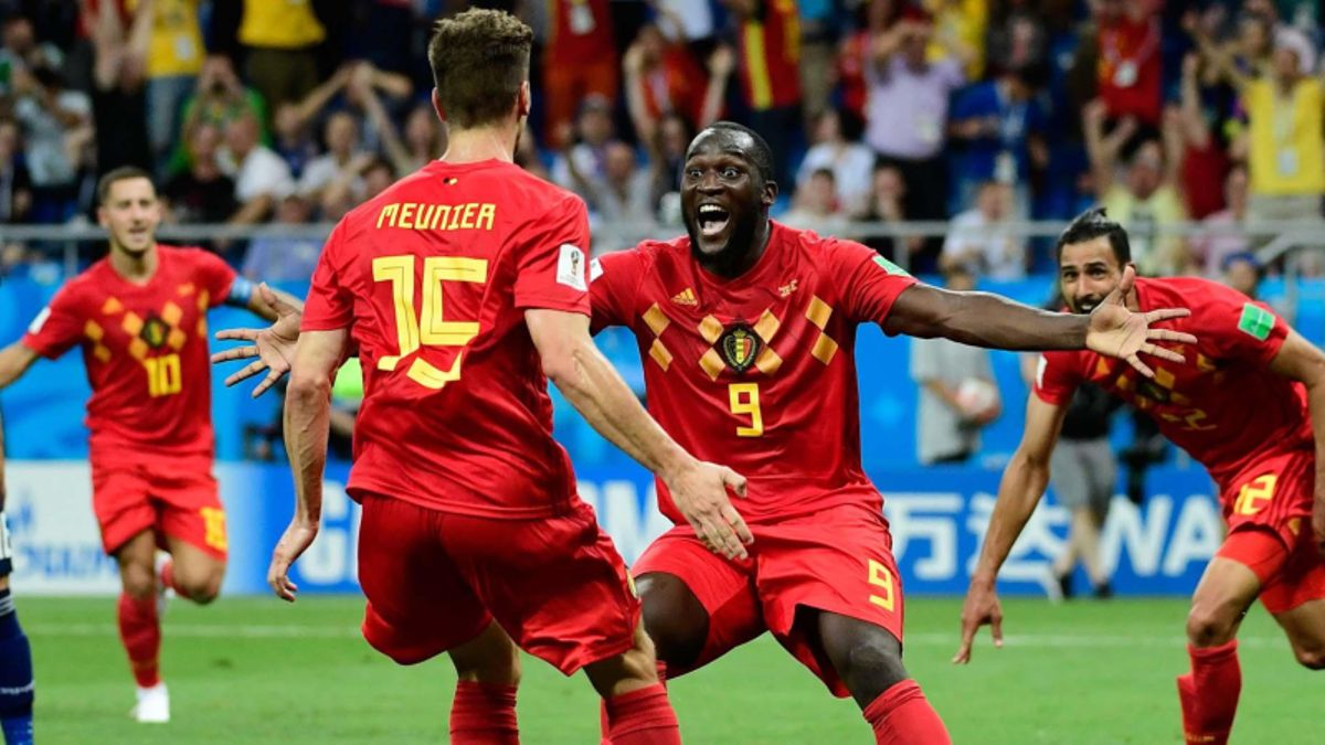 World Cup Friday: Bettors Backing Belgium as Live Underdogs article feature image