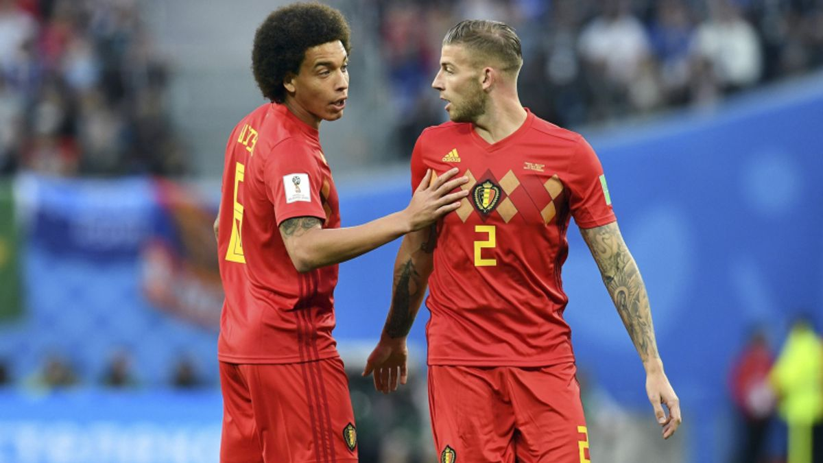 Belgium Beats England Again to Take Third Place at World Cup article feature image